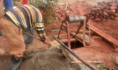 Les collégiens se mobilisent pour la construction d'un puits au Maroc