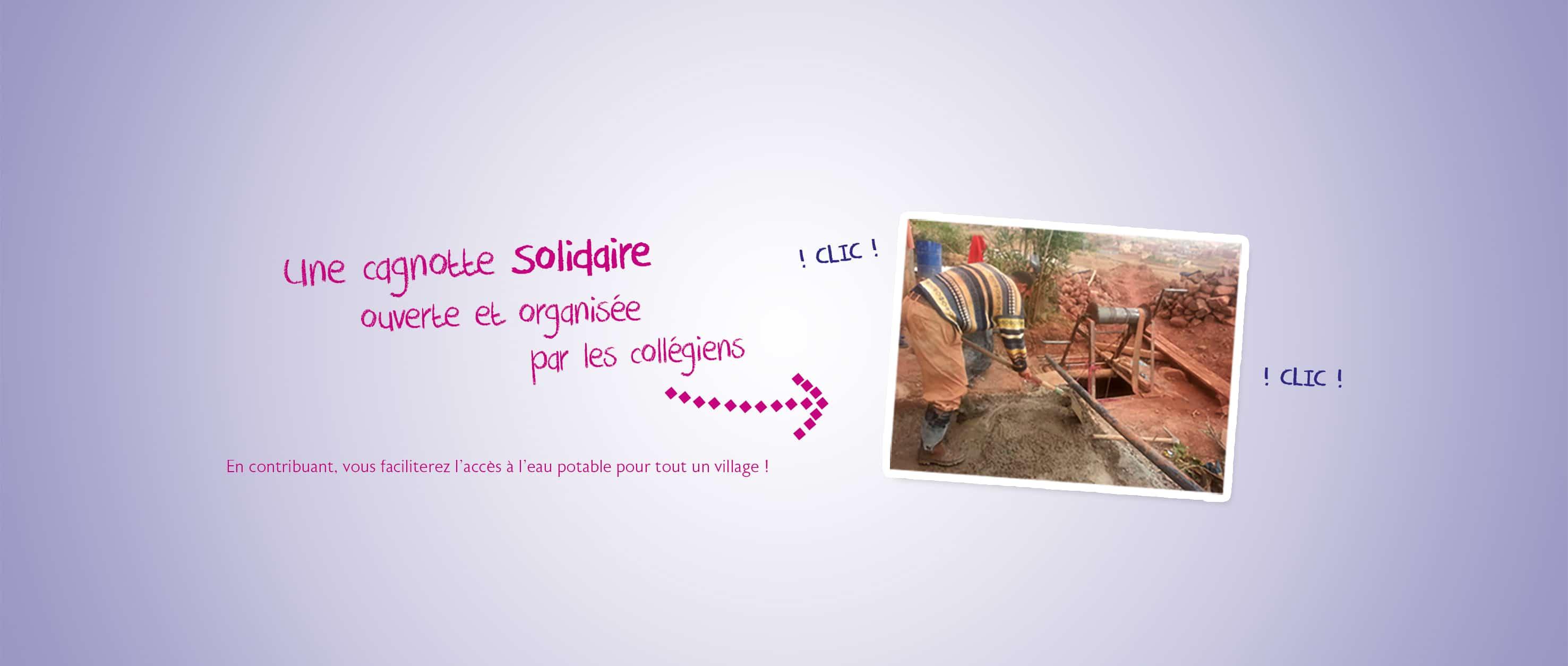 cagnotte solidaire puits au maroc eva de vitray